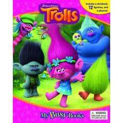 Trolls Busy Book at Tesco Online (and My Little Pony, Thomas, Avengers) £5