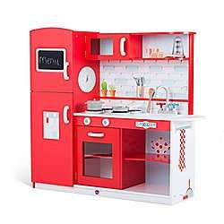 Plum Terrace Wooden Play Kitchenhalf price £79.97 Tesco Direct & £7.95 delivery