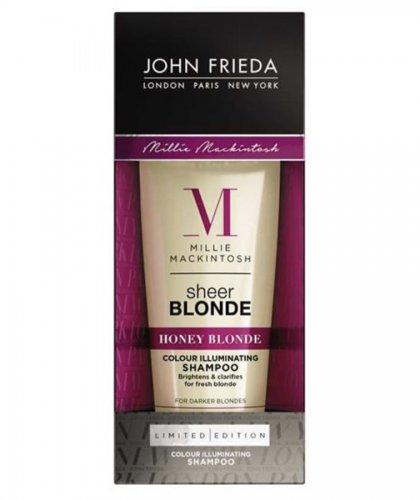 Superdrug - John Freida Millie Mackintosh Sheer Honey Blonde £6.99 each or 2 for £5.39 + free delivery