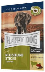 Healthy, natural grain free dog treats @ happy dog uk