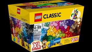 Lego Classic Creative Basket 10705 £26.67 reduced from £44.99 @ Toys R Us