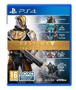 Destiny The Collection PS4 £22.99 @ Amazon