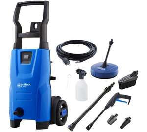 nilfisk pressure washer big bundle car and home £79.99 @ Argos & 5% quidco