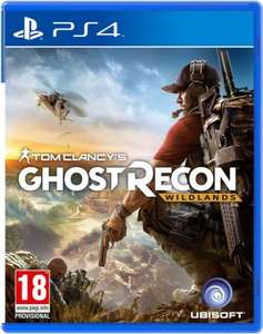 Tom Clancy's Ghost Recon Wildlands (PS4/XO) £32.99 @ Sainsburys