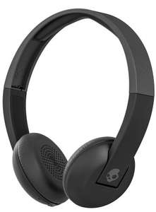 Skullcandy Uproar Wireless Bluetooth Headphones with TapTech - Black/Grey - £27.14 Delivered @ Amazon.co.uk