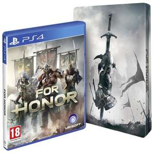 For Honor with Steelbook (PS4/Xbox One) £29.99 Delivered @ 365games