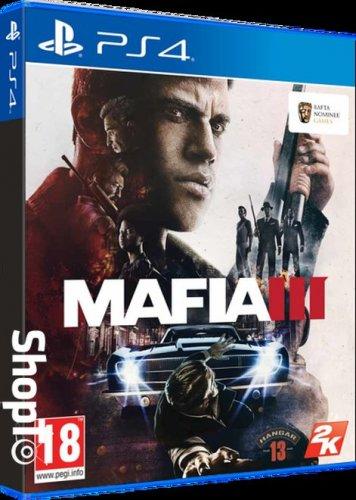 Mafia III (3): Family Kick-back Bonus + Mafia III Exclusive Movie Poster  ps4 @shopto - £19.85