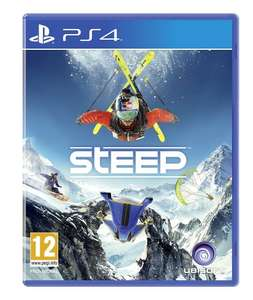 Steep £20 delivered from Amazon PS4 and Xbox one