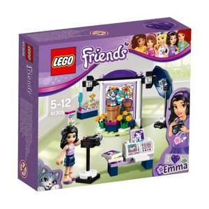 LEGO Friends Emma's Photo Studio £5 (was £8.99) @ Smyths (+Others) (Instore Only)