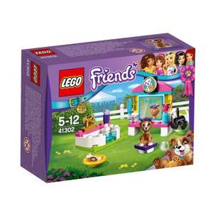 LEGO Friends Puppy Pampering 41302 £2 @ Smyths (Instore Only)