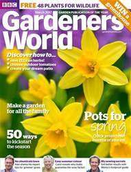 Gardeners World magazine £5 for 5 months magazines delivered @ Buy Subscriptions