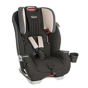 Graco Milestone All-In-One Car Seat Group 0+/1/2/3 - Aluminium - £99.99 @ Amazon
