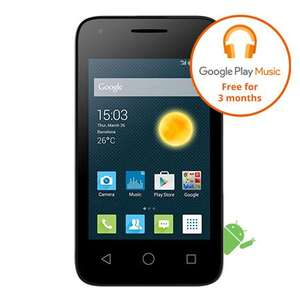 Alcatel Pixi 3 (3.5) EE PAYG - £10.79 (£10 top up and 79p Handset) @ EE