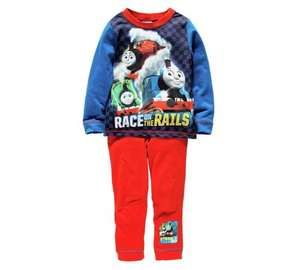 Thomas and Friends pyjamas 100% cotton Ages 18 months - 5 years available was £7.99 now £3.99 at Argos