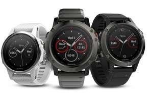 15% off all Garmin GPS equipment @ Blacks - Fenix 5 £425, Fenix 3 HR Sapphire £331.50, Edge 520 £170 etc etc