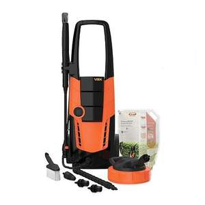 Vax VPW4C PowerWash 3 2500w Complete Pressure Washer - £84.98 - Vax Sale