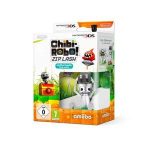 Chibi Robo 3DS with Chibi Robo amiibo £5 @ Smyths Delivered (Plus others back in stock)