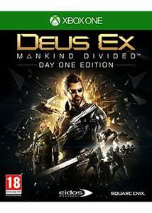 [Xbox One/PS4] Deus Ex: Mankind Divided Day One Edition - £8.45 - Base
