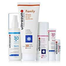 5 PIECE ULTRASUN £36.98 / £41.93 delivered - QVC