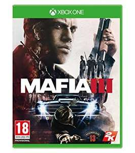 [Xbox One/PS4] Mafia III: Family Kick-back Bonus + Mafia III Exclusive Movie Poster - £17.86 - Shopto