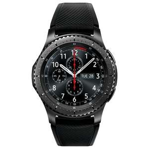 Samsung Gear S3 Frontier/Classic £279 (with voucher code) from Samsung