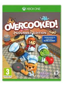 Overcooked: Gourmet Edition (Xbox One) £10.00 @ Smyths (instore & online)