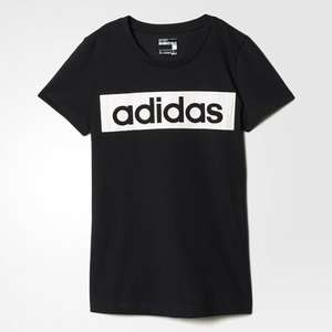 Adidas T-Shirt (Was £17) Now £10.20 with FREE Click & Collect (more adidas tees from £7.20) at La Redoute