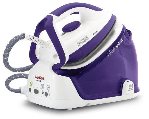 Tefal GV6340 Actis High Pressure Steam Generator Iron, 2200 W - Purple £64.97 @ Amazon