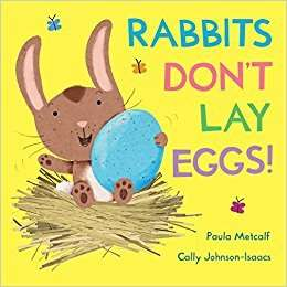 Rabbits Dont Lay Eggs (Hardback book by Paula Metcalf) £1.20 Free C&C with code PREF20 @ The Works