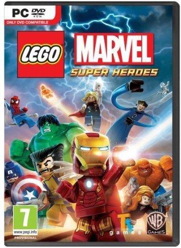 Lego Marvel Super Heroes PC CDKeys £3.99