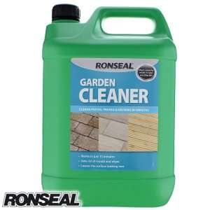 Ronseal path & patio cleaner 5Ltr £4.99 @ home bargains
