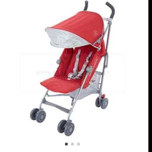 MACLAREN Red Quest Pushchair @ TKmaxx instore - £129.99