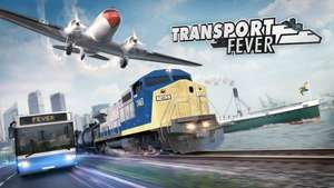 Transport Fever £15.75 @ GamesDeal Steam Key
