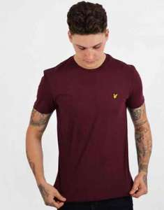 Men's Lyle and Scott t-shirts £10 (using code) @ Terraces Menswear