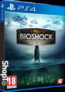 BioShock: The Collection ps4 £22.85 @ shopto
