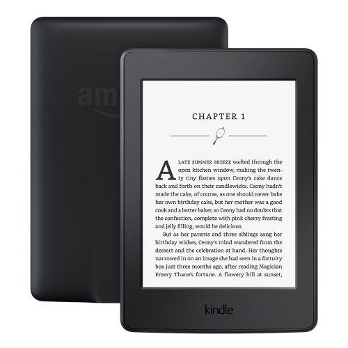 Amazon.de Kindle Paperwhite Wifi E-Reader White or Black no ads for £94.25