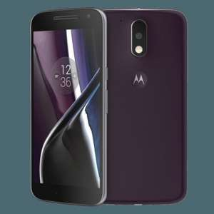 Moto G4 16gb, 2gb Ram Sim Free  was £169.99 now £134.95 - Motorola