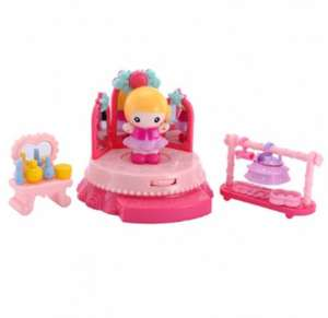 Magic Mimi Fashion Stage Playset reduced to £2 (RRP12) online and Instore (free click and collect) @ELC