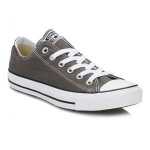 Converse Grey CT OX Trainers £22 @ TOWER LONDON
