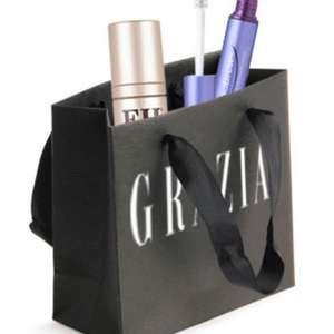 4 issues of Grazia magazine with free goody bag worth £82  -  £1 at greatmagazines