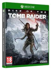 Rise of the tomb raider XBONE only £16.02  (Prime) / £18.01 (non Prime)  Fulfilled by Amazon