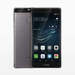 Huawei P9 32GB Grey, £25pm, Unlimited Calls/Texts, 8GB 4G Data, Free Handset (£600 total) @ mobilephonesdirect