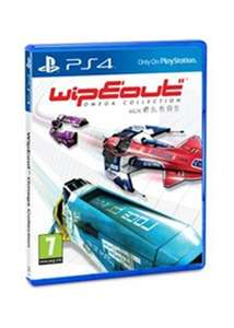 [PS4] WipEout: Omega Collection - £25.85 - Base