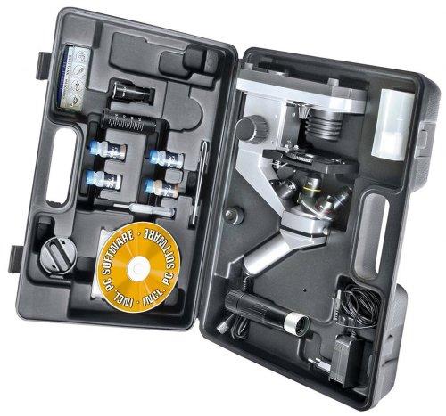 Bresser Optik Biolux CEA USB Microscope Set 40-1024x £98.99 > £79.99 + £6.99 del - £86.98 Conrad Electronic
