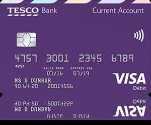 Tesco Bank Current Account - 3% AER - reopened for applications
