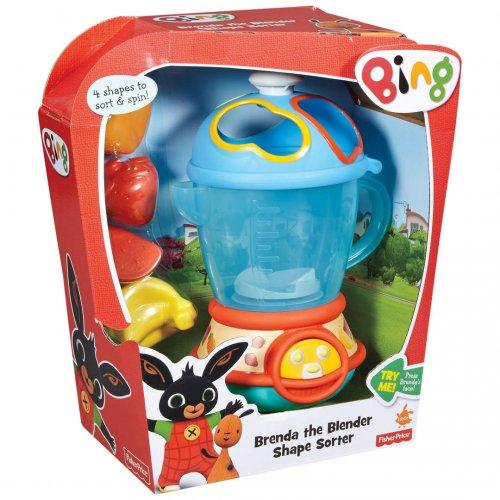 Bing Bunny Brenda the blender toy £7.47 at John Lewis - £2 c&c
