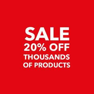 Sale now on  @ Dunelm instore & online