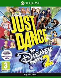 Just Dance Disney Party 2 (Exclusive to Amazon.co.uk) (Xbox One) - £3.99 Prime (+£1.99 Delivery Non Prime) @ Amazon
