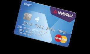 10% rewards (max £10 back) at Amazon.co.uk (Natwest Reward Credit Card)