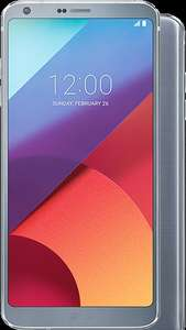 LG G6 24GB Data, Unlimited Minutes and Texts -£750 including £228 redemption and £30 Quidco @ The Smartphone Company on Vodafone